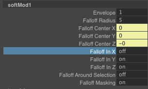 softmod falloff X example