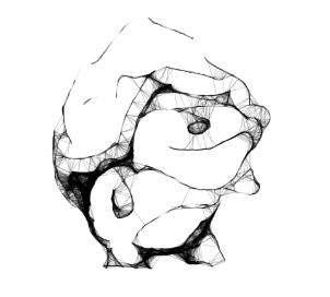 chris_lesage_alien_turtle_sketch2